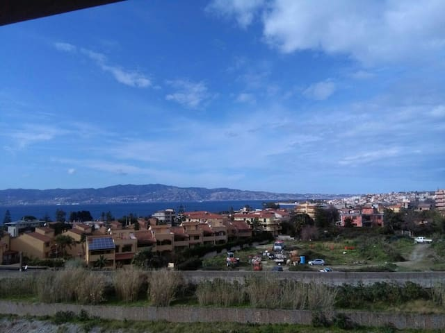 Delizioso appartamento Gallico Marina - Gallico Marina - Byt