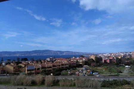 Delizioso appartamento Gallico Marina - Gallico Marina