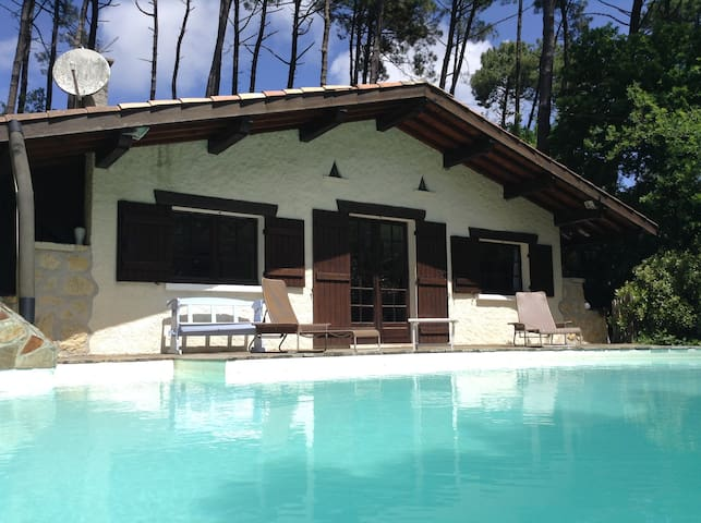 House with private pool - Lacanau - House