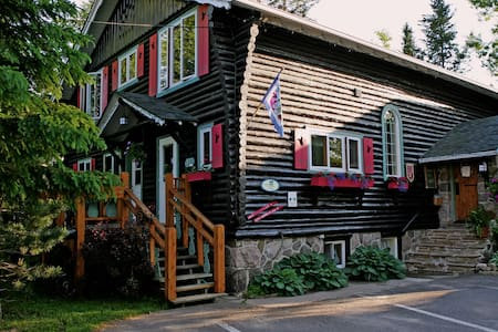 Le Lupin B&B... 1 km from Tremblant - Mont-Tremblant