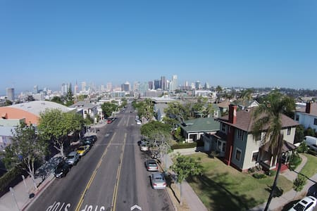 Airport, Gaslamp, Convention Ctr, Balboa, Zoo - San Diego - Wohnung
