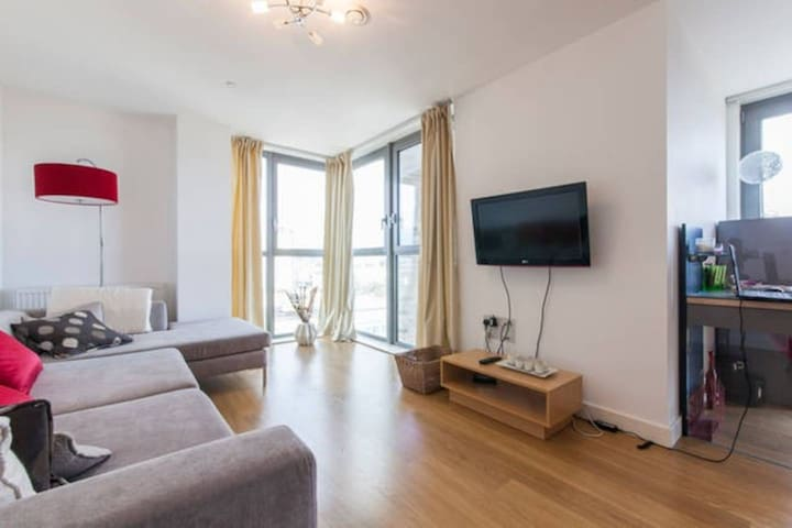 Superb 3 bedroom Central London - Londyn - Apartament