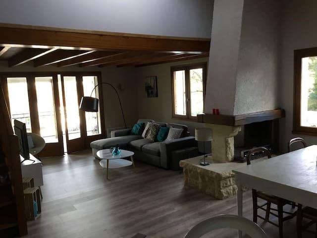 Appartement 65 m² proche mer
