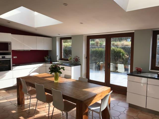 Maison familiale et spacieuse