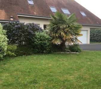 Chambre dans maison proche de Caen - Saint-Contest