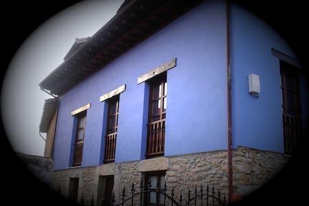 Casa de estilo tradicional asturian - Colombres