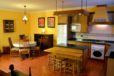 Bonita Casa Rústica NICE RUSTIC HOUSE WIFI BARBACO