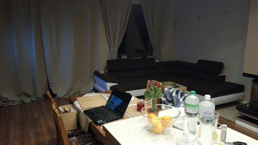 Nowoczesny i wygodny dom w cichej okolicy Krakowa - Modlniczka - 獨棟