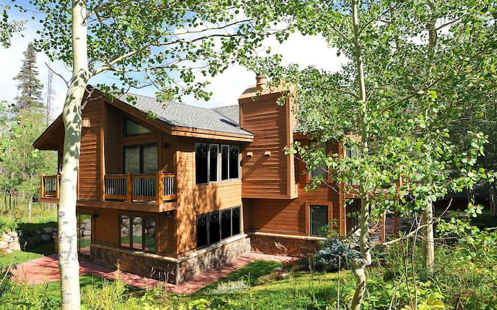 Home in the Woods, East Vail