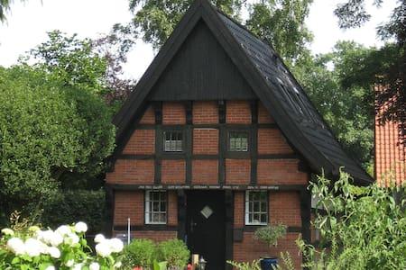 Backspieker - historisches Häuschen