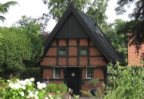 Backspieker - historisch huisje