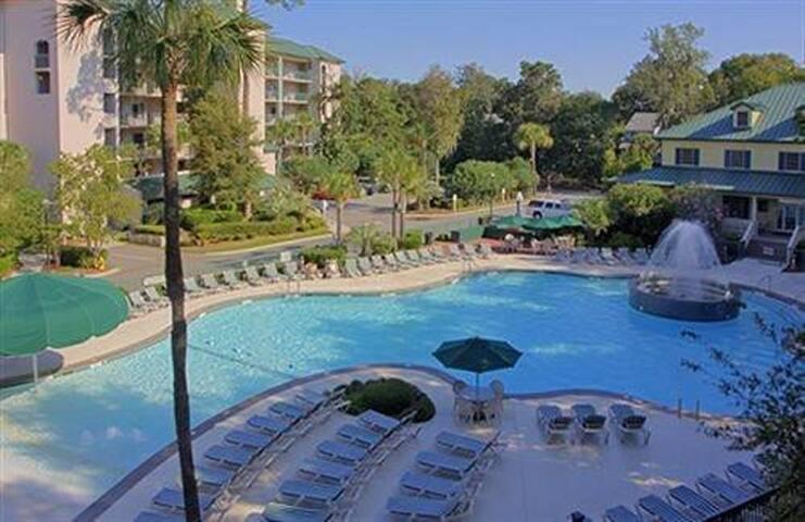 Swim/Tennis/Golf/Beach - Hilton Head Island - Apartment