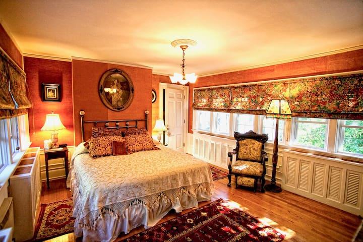 Cinnamon Room