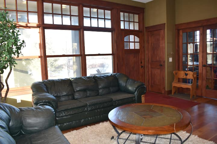 One Private Room-Craftsman Style McMansion