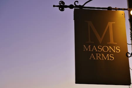 Masons Arms - Cotswolds Pub - Inap sarapan