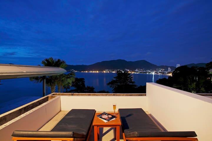 Atika Villa 3 Oceanfront pool villa
