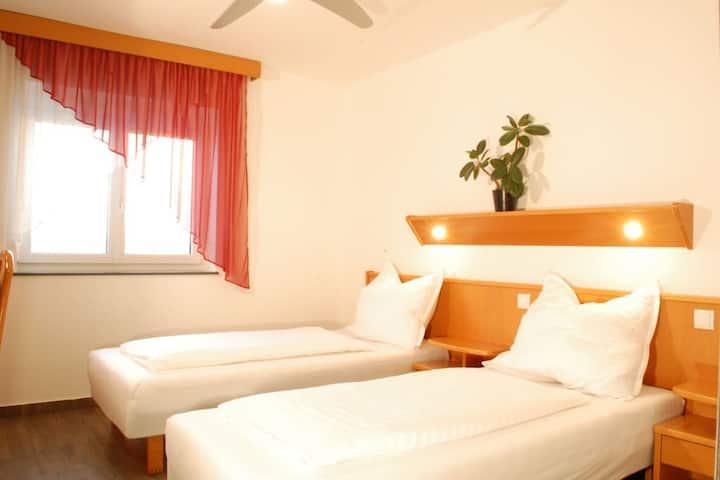 110sqm apartment near Linz, 10 beds