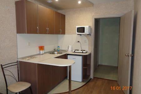 Уютная, чистая студия - 车里雅宾斯克 - 公寓