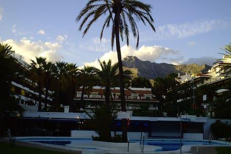 LuXury Studio,Golden Mile,Marbella, VFT/MA/07367 - Marbella - Apartment