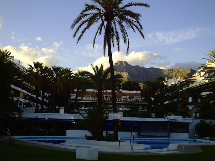 LuXury Studio,Golden Mile,Marbella, VFT/MA/07367