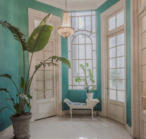 Habitación en Apartamento-Boutique super centrico