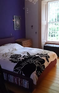 Double bedroom, near Hampden - Glasgow