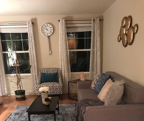 Artsy Centric STL apartment - St. Louis - Apartemen