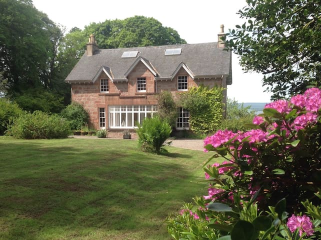 The Factor's House 5 star B&B - Cromarty