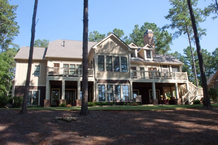Massive Luxury Reynolds Golf Home  - Greensboro - Rumah