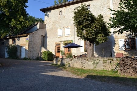 Chambres d'hotes 5 personnes - Anjou