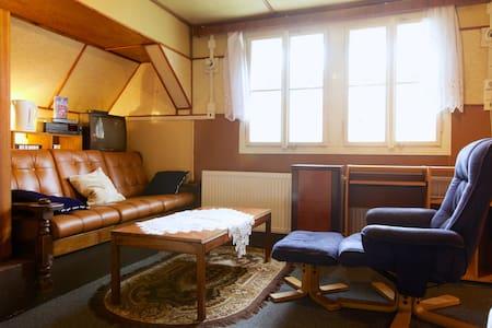 Ubytování v horské chalupe - Harrachov
