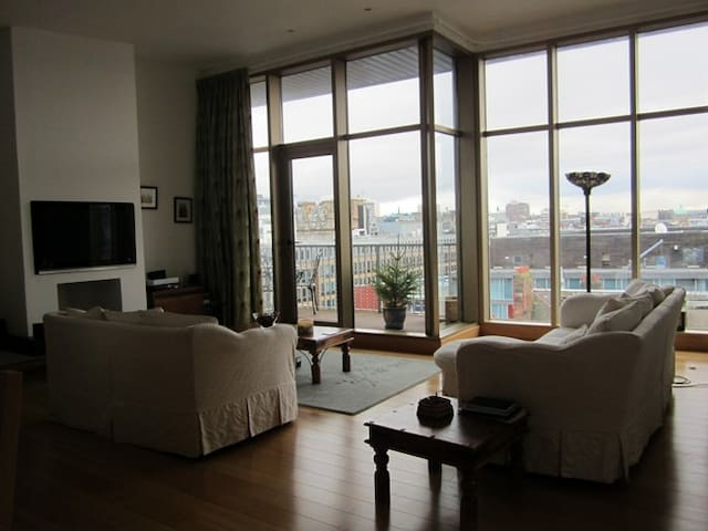 Penthouse Room with En-suite - Glasgow - Lägenhet