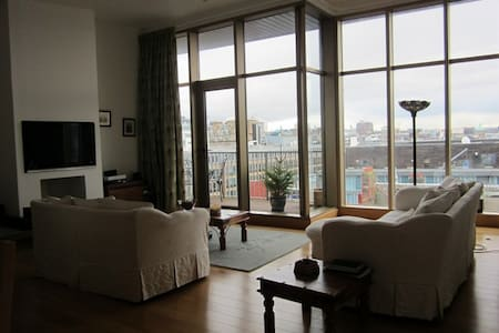 Penthouse Room with En-suite - Glasgow