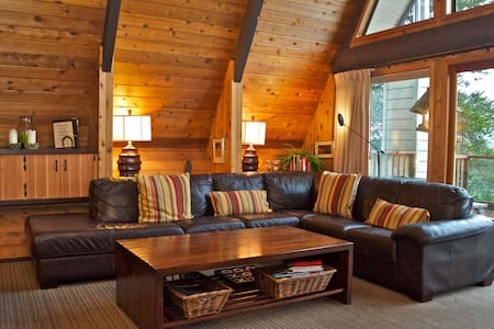 Mountain/Lakeview Cabin - up to 12