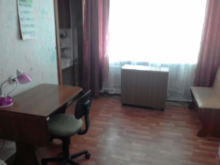 Гостиная 14 кв м