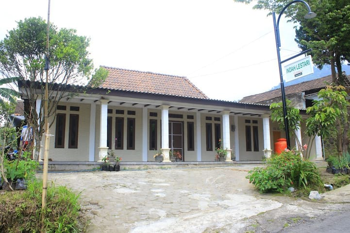 Homestay Merapi - Fresh, Comfortable and Enjoyable - Boyolali Regency - Casa