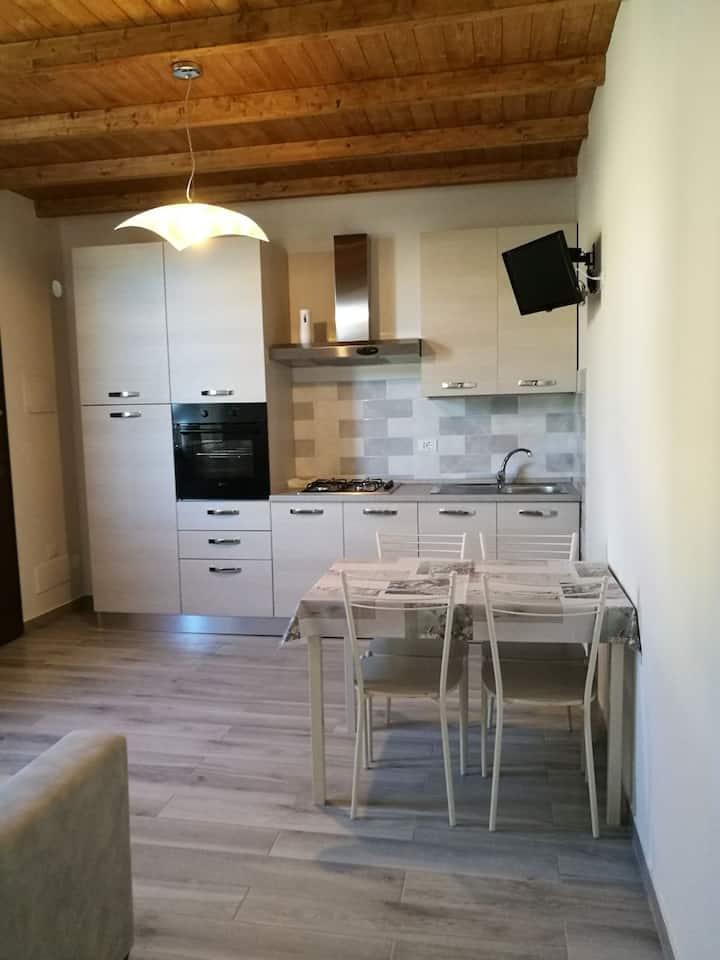Appartamento Bilocale  a Riotorto ( Oleandro)