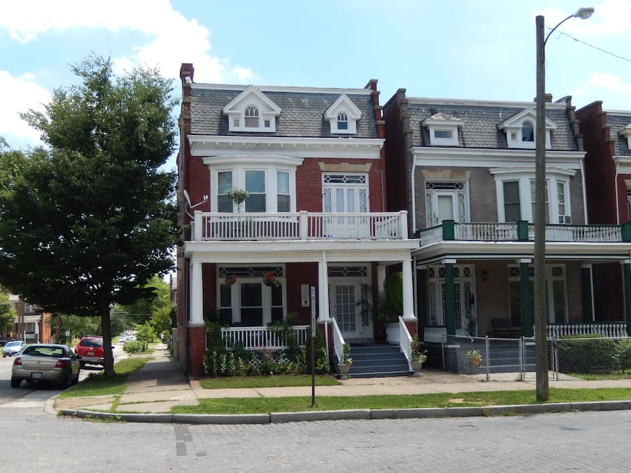 Apartment Flat In Church Hill House Apartments For Rent