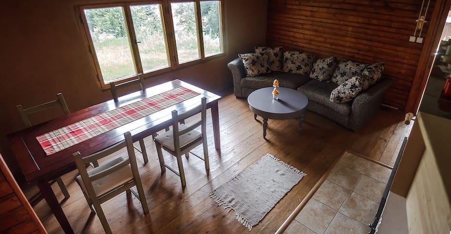 House in yoga and meditation center - Cinobaňa - Casa