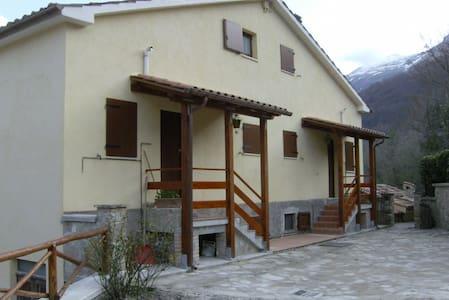 """""""Sibilla"""" chalet in Monti Sibillini - Montemonaco"""