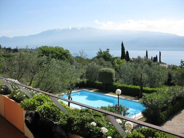 Traumdomicil Westufer des Gardasees - Toscolano Maderno - Apartment
