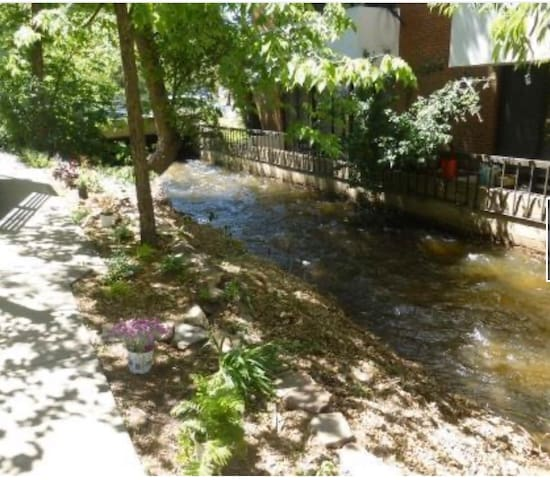 Downtown Creekside Charming Monthly only