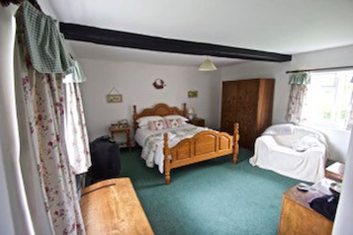 Musselend Farm Country Bed and Breakfast - Sandhurst - Huis