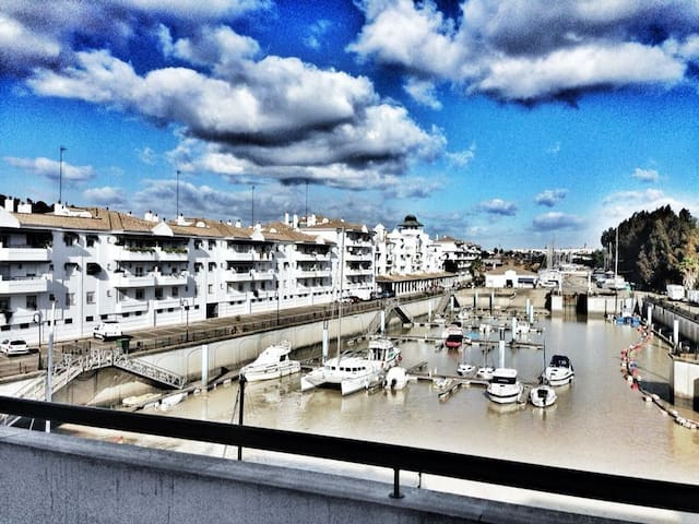 Apartamento a orillas del Guadalquivir - Gelvés - Appartement