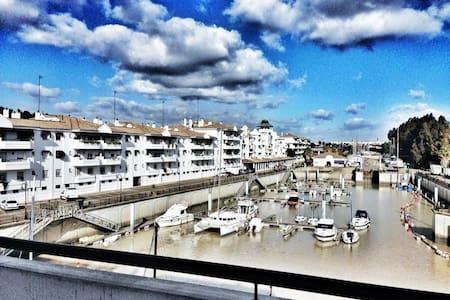 Apartamento a orillas del Guadalquivir - Gelvés