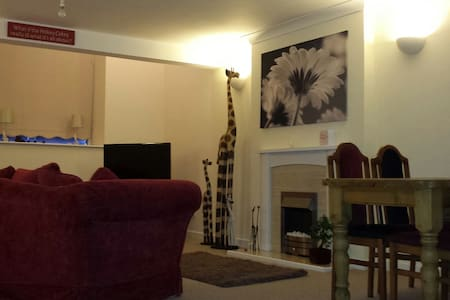 Homely Flat in Central Skipton - Skipton