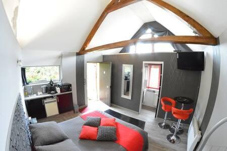 studio à Andé prés de Louviers - Andé - บ้าน