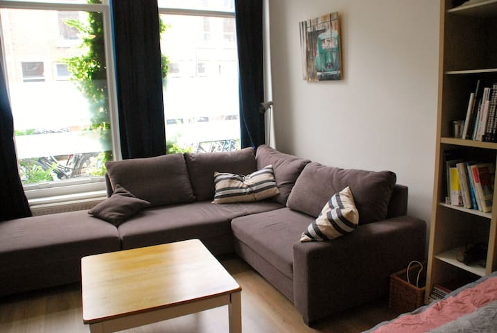 Comfortable studio near the park