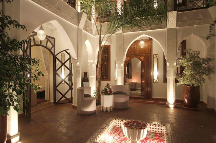Riad Quara,The Medina's diamond - Marrakesh - Huis