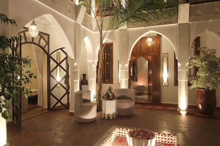 Riad Quara,The Medina's diamond